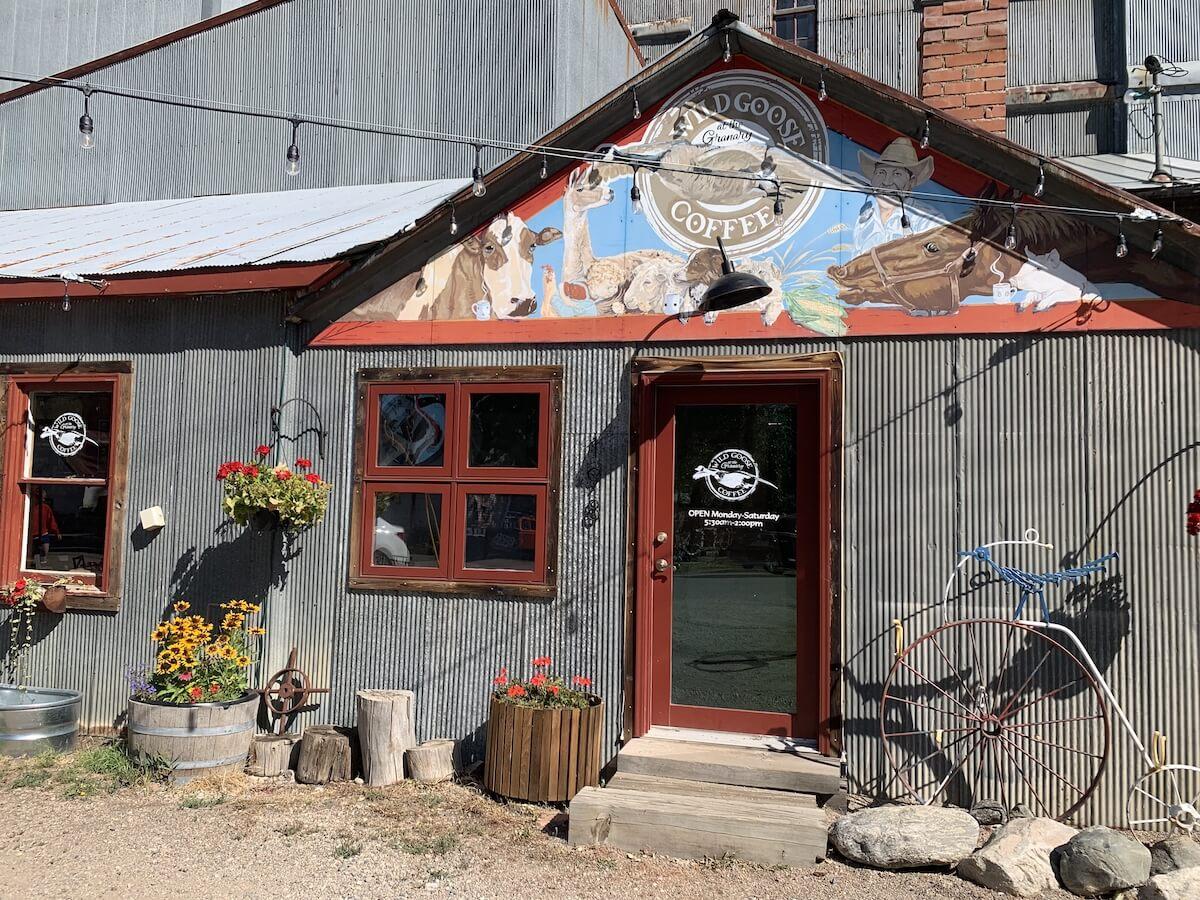 Best Study Spots in Steamboat Springs Colorado Hayden Granary