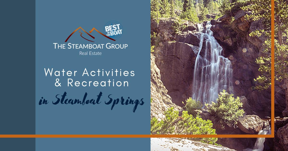 Best Water Activities in Steamboat Springs
