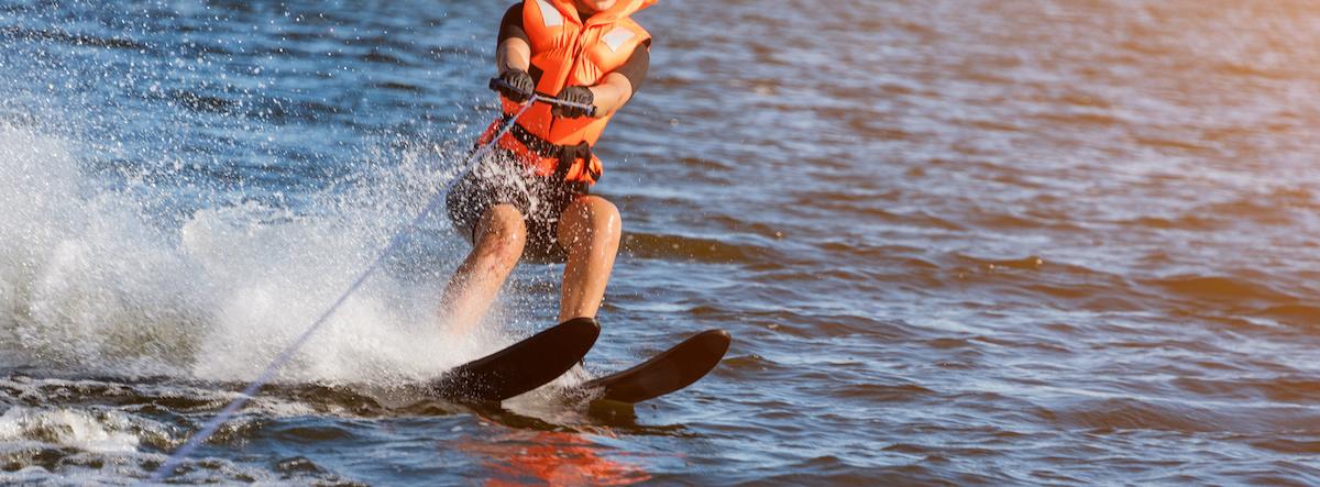 Steamboat Springs Water Skiing