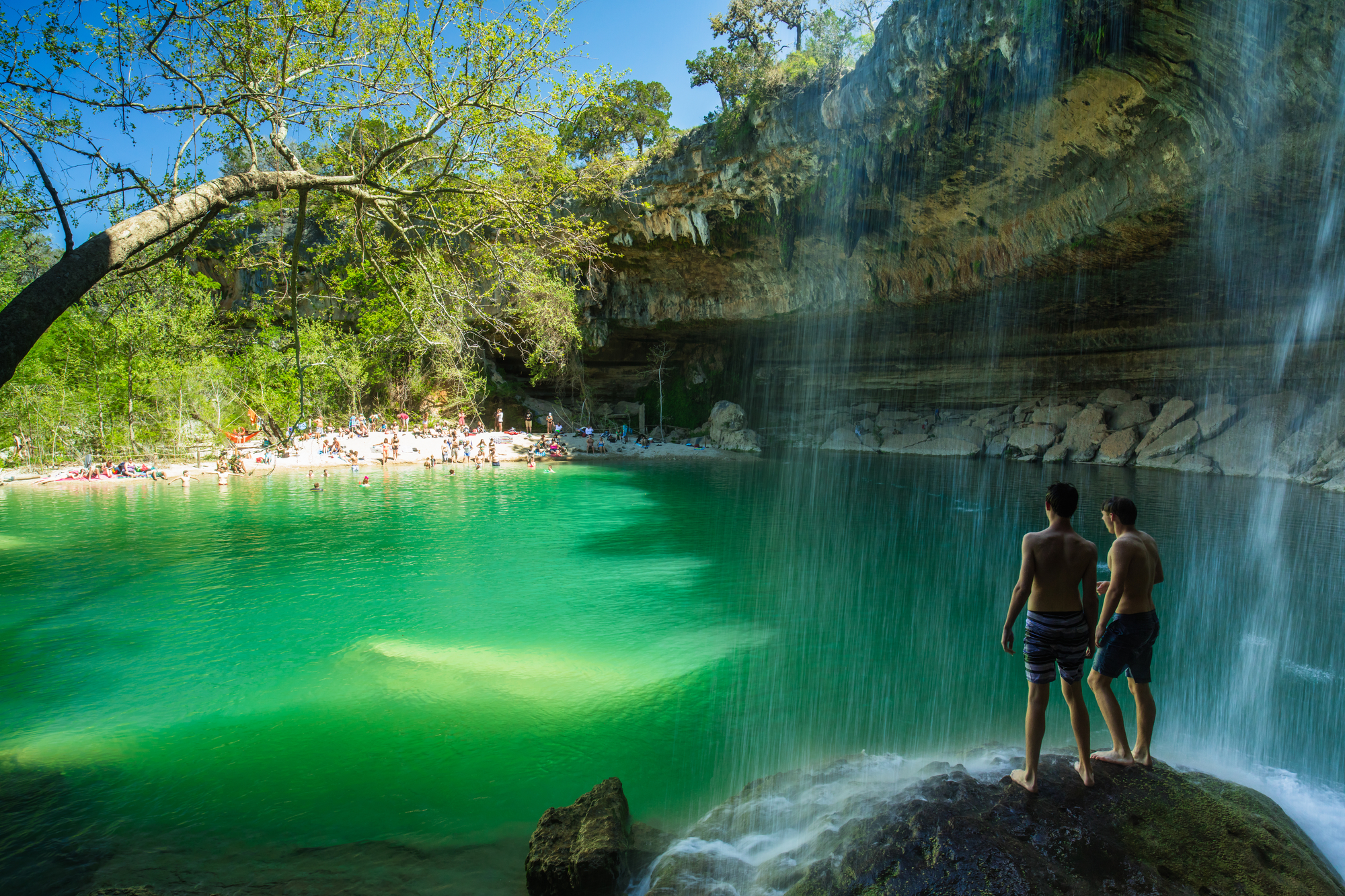 Southwest Austin Swimming Holes to Cool Off In This Summer
