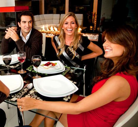 Luxury Restaurants in Downtown Austin
