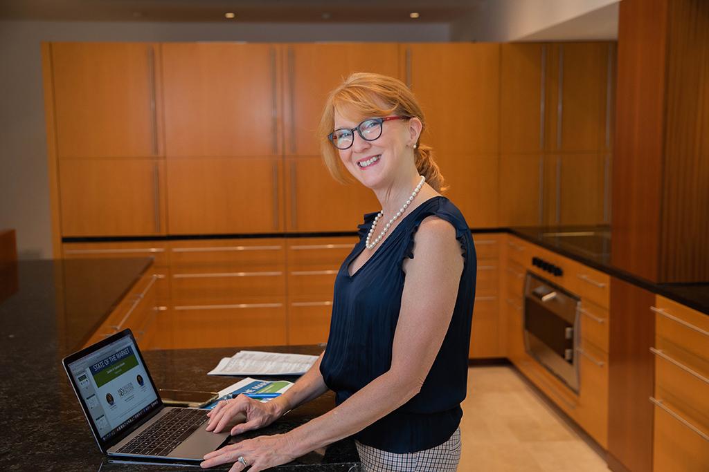 Susan McCallion, Broker of McCallion & McCallion Realty