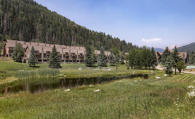 Cascade Village Residences in Durango Colorado