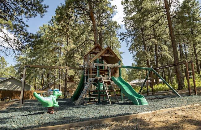 Durango West I Neighborhood Playground in Durango Colorado