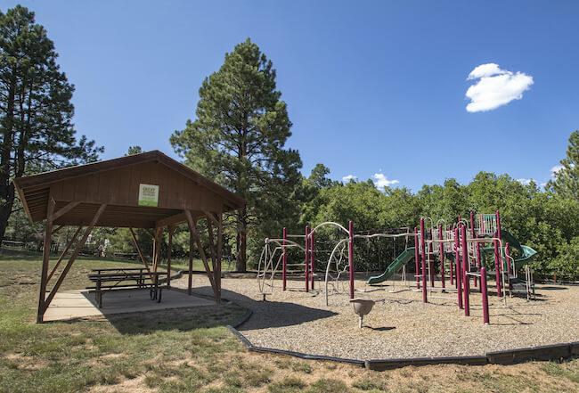 Durango West II Neighborhood Playground in Durango Colorado