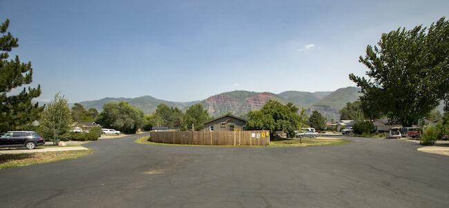 Hermosa Vista Neighborhood in Durango Colorado