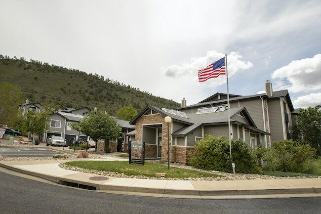 Silver Peaks Community Residences in Durango Colorado
