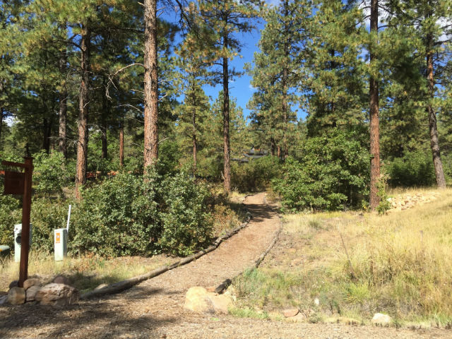 Durango Homes near Hiking Trails