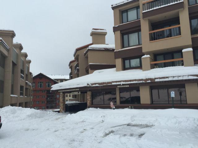 Resort Area Condominiums