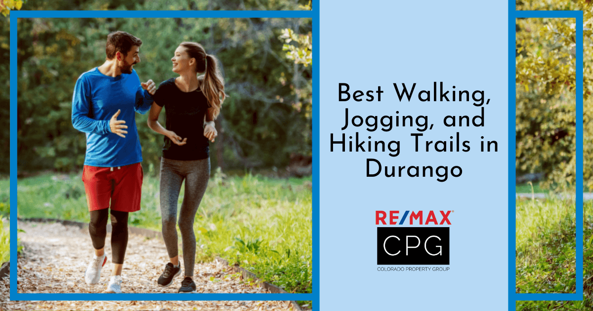 Best Walking and Jogging Trails in Durango