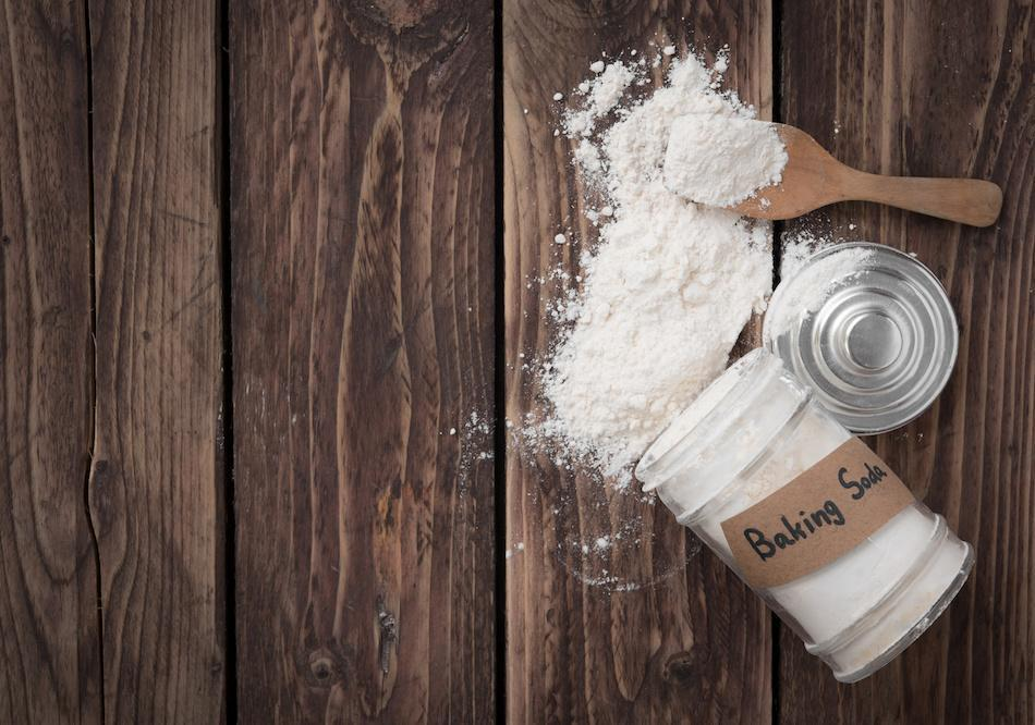 Cleaning Mold With Baking Soda