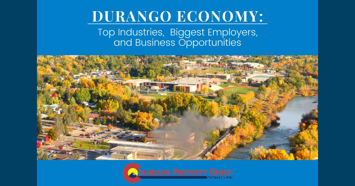 Durango Economy Guide