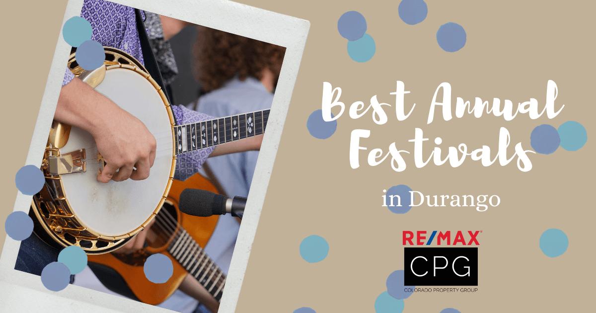 Annual Festivals in Durango, CO
