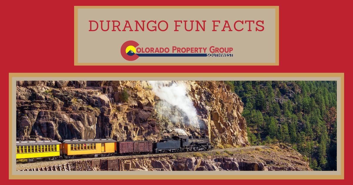 Durango Fun Facts