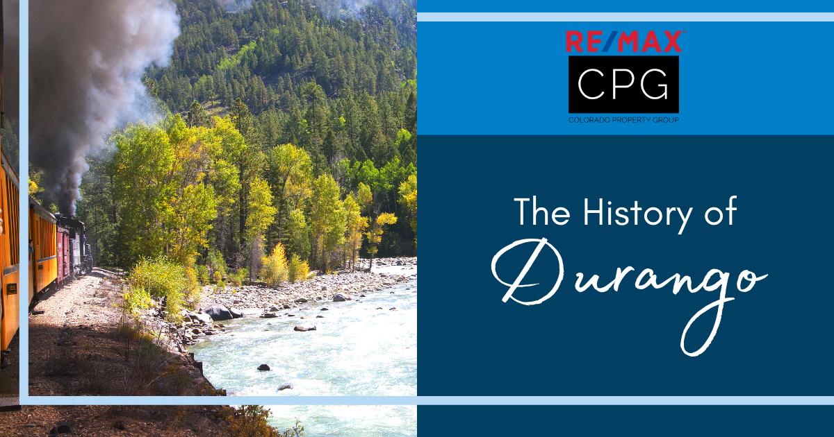 Durango, CO History