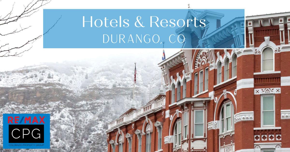 Durango, CO Lodging Guide