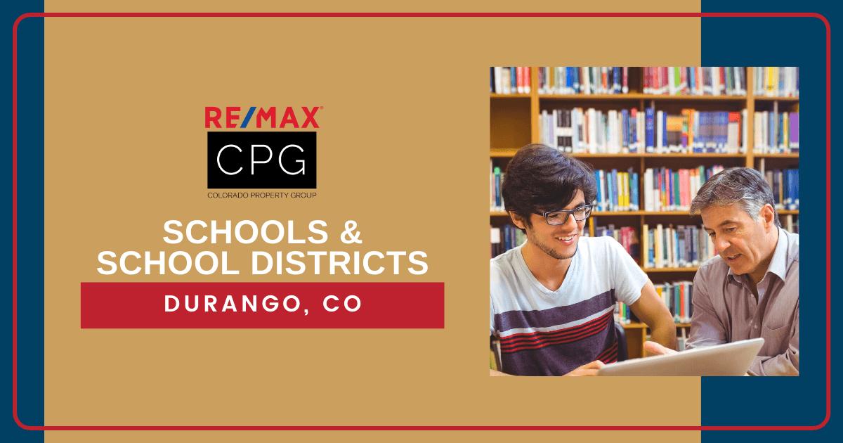 Schools and School Districts in Durango