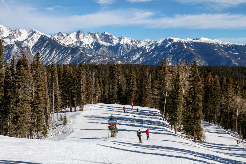 Durango becomes a winter sports destination