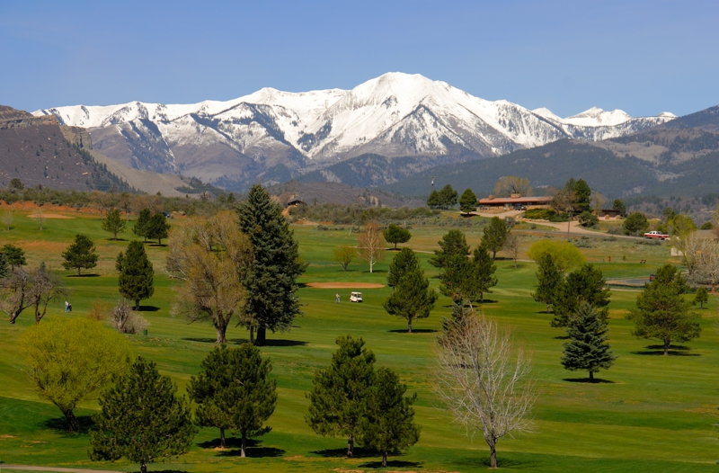 Durango Golf Course Homes