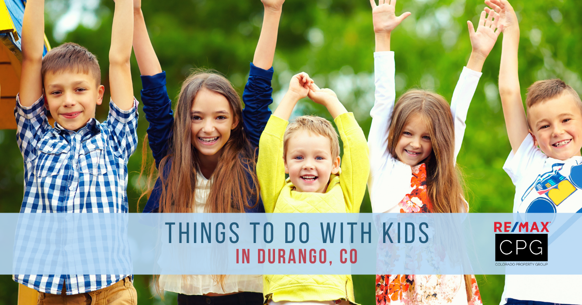 Things to Do With Kids in Durango