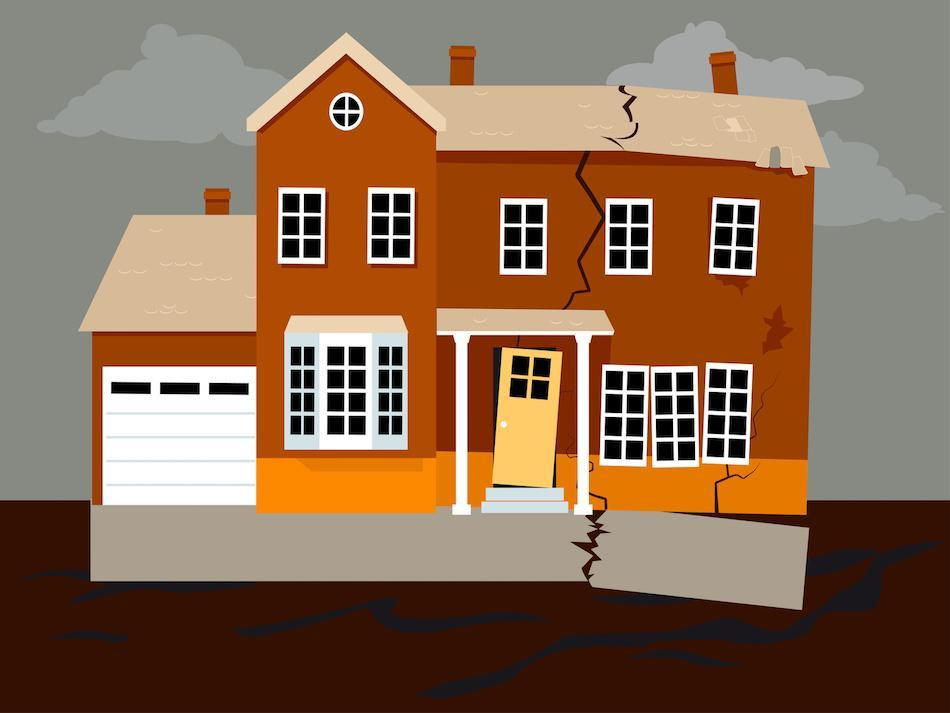 Foundation Damage: Causes, Symptoms and Solutions
