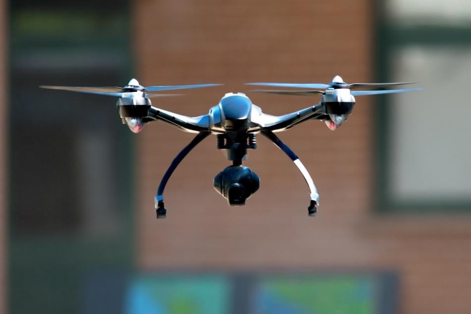 Using Drones to Sell Your Home