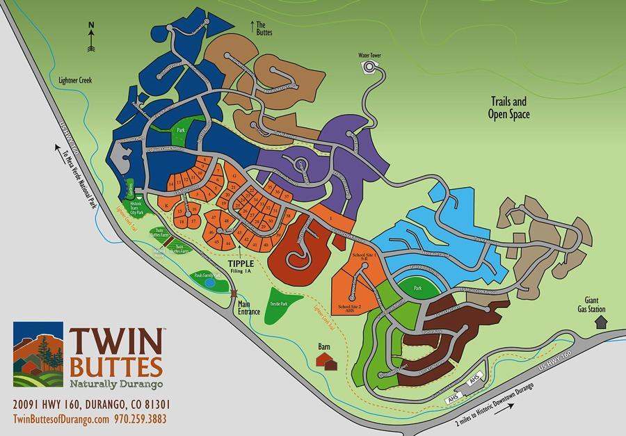 Twin Buttes Homes For Sale