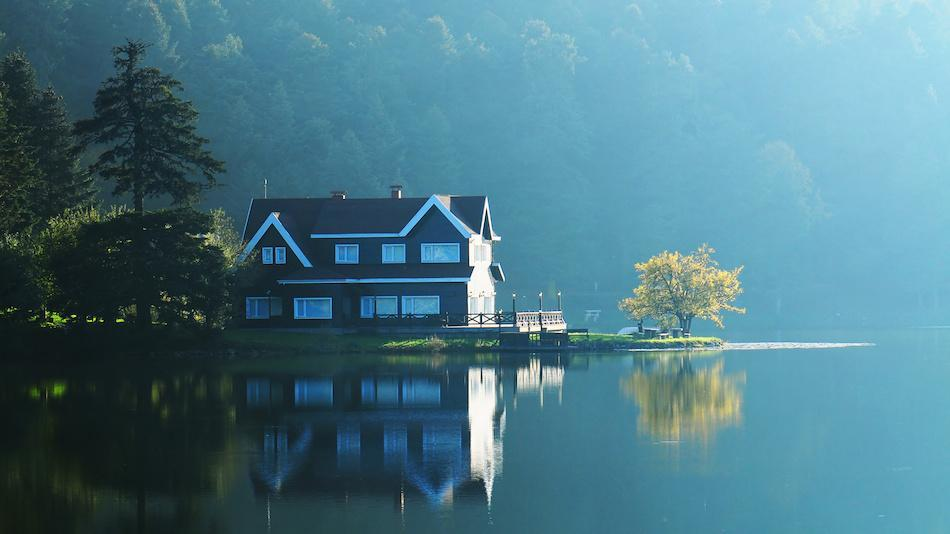 Buying Property on a Lake