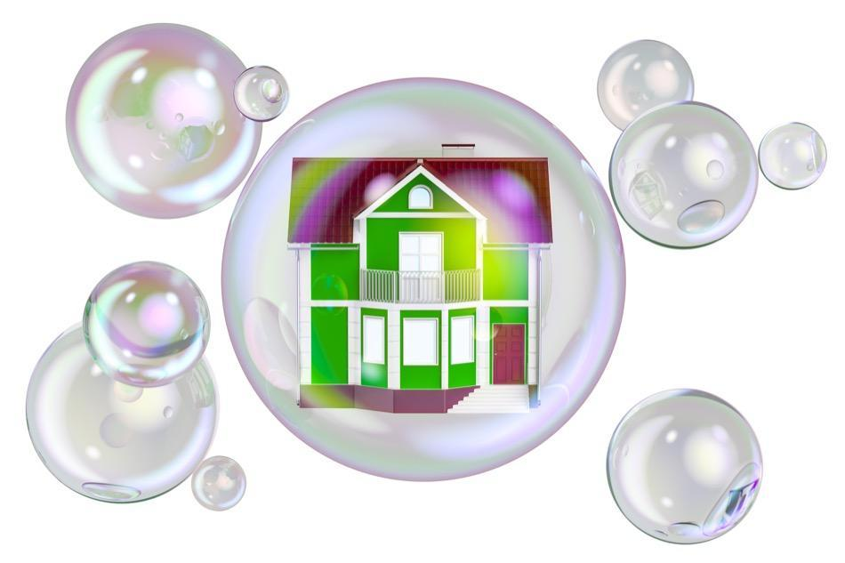 Buying In a Housing Bubble? What to Do