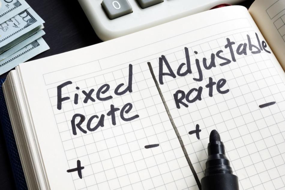 Adjustable or Fixed-rate Mortgage