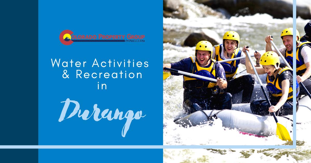 Best Water Activities in Durango