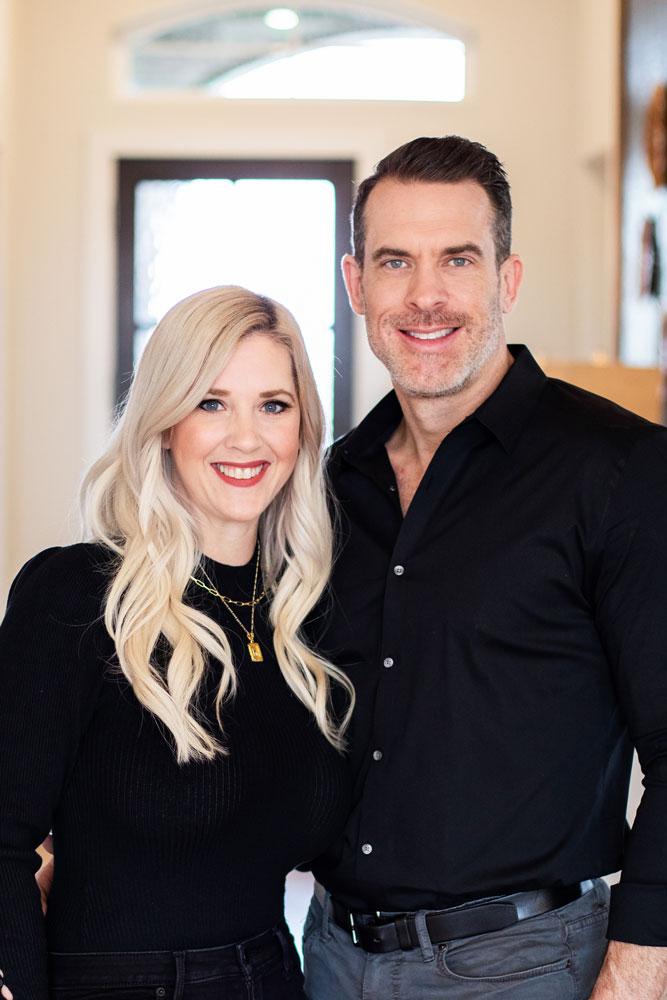 Ken & Keri Jackson are a husband and wife Realtor® team serving the Austin metro area