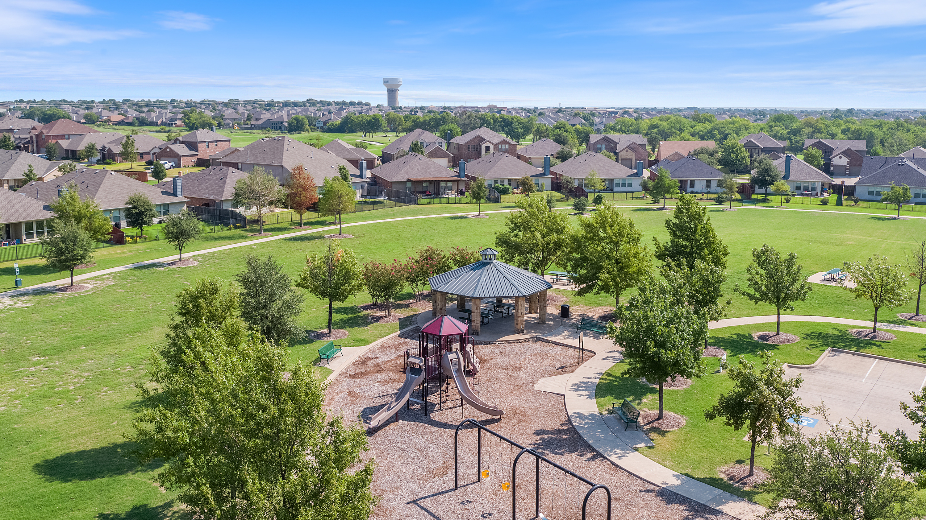 Westridge communities, McKinney TX
