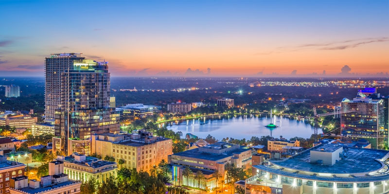 General overview of Orlando