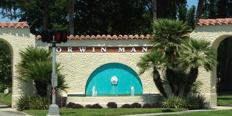 Revealed: Orlando's Best 12 Places To Live - Orwin Manor, Orlando