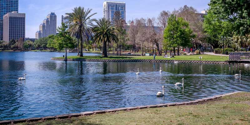 Parks In Orlando