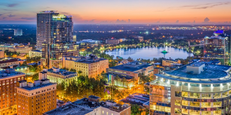 Revealed: Orlando's Best 12 Places To Live Banner