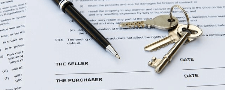 Real estate contract Dr Phillips