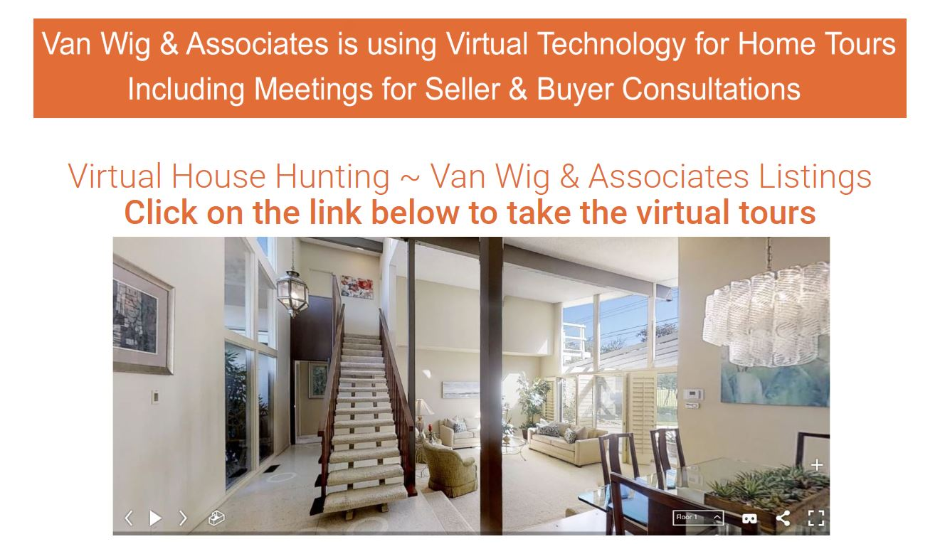 House Hunting Using Virtual Technology