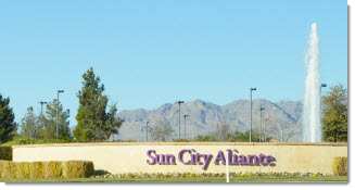 Sun City Aliante Community