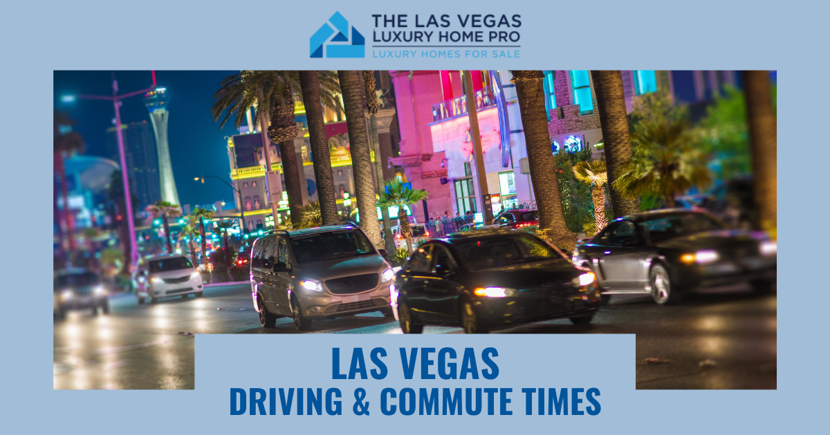 What to Know About Driving in Las Vegas
