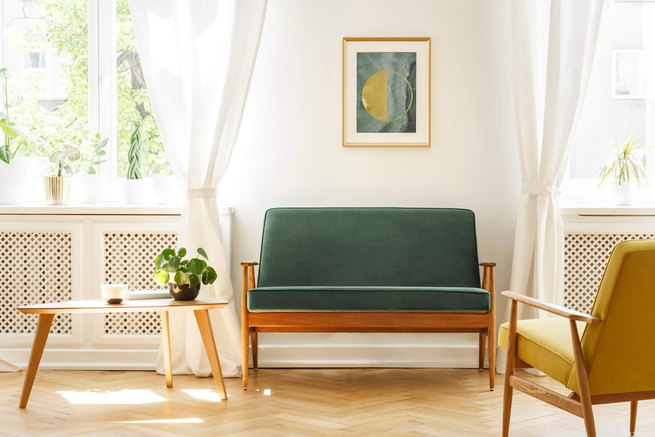 Inside a Mid-Century Modern Home