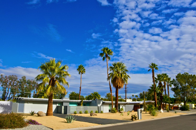 Paradise Palms Mid Century Modern Homes