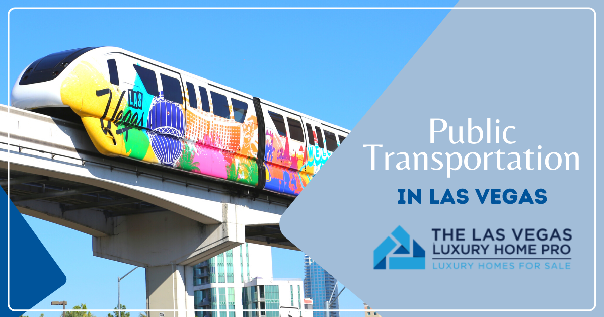Public Transportation in Las Vegas