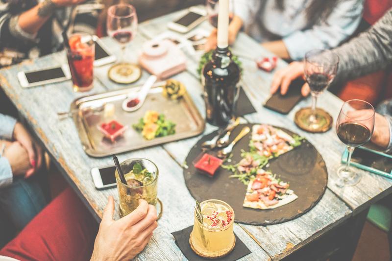 Cost of Restaurants in Las Vegas