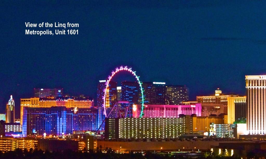 Las Vegas high rise real estate