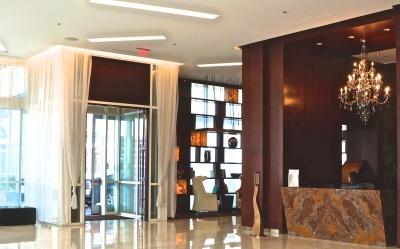 Panorama Towers Lobby