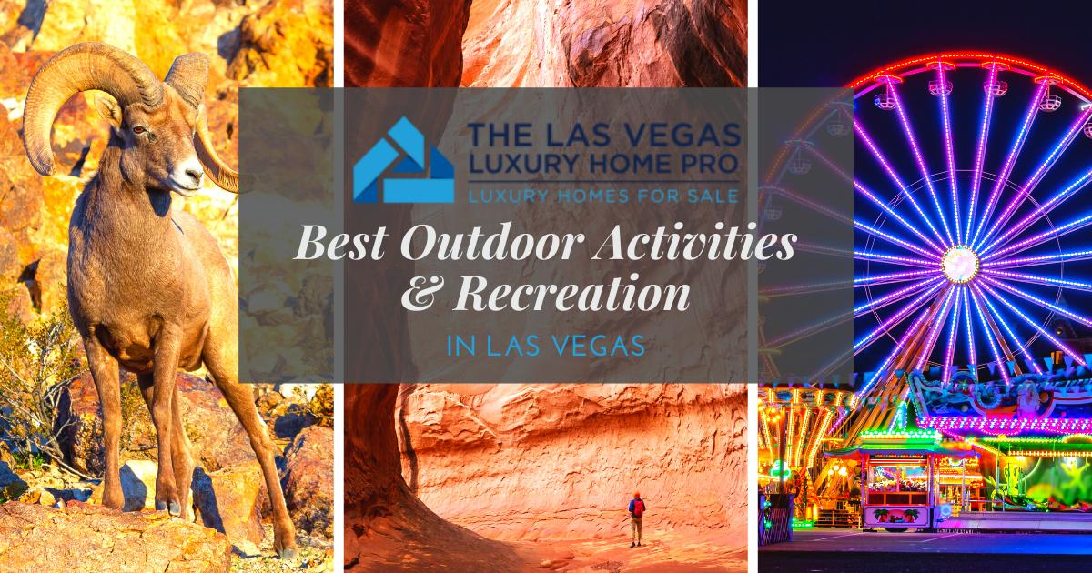 Best Outdoor Activities in Las Vegas