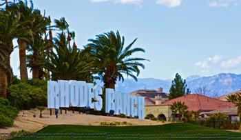 Rhodes Ranch Sign