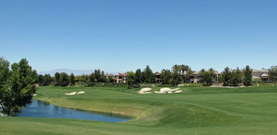 Southern Highlands Golf Homes